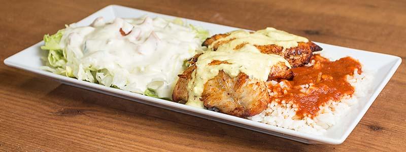1. Kana Riisillä