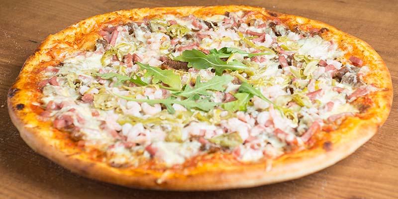 16. Talon Pizza